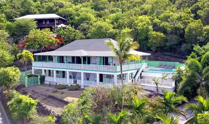 Villa Oasis, Nevis
